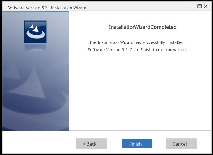 Software Installation Wizard - Step 5