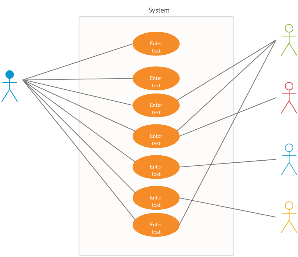 Use Case Diagram for Business Analysis